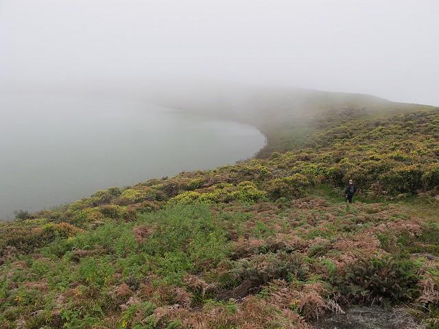 Laguna El Junco en Galápagos