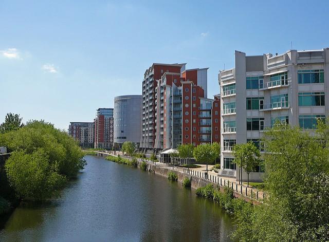 Thwaite Mills en Leeds