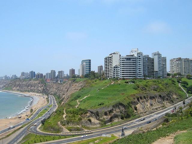 Monumento Ojo que llora en Lima