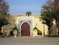 Mezquita Cherableeyeen en Fez