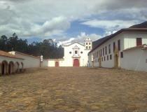 Monasterio de la Candelaria de Boyaca