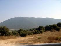 Monte Merón en Israel