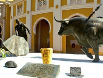 Monumento La Girondina en Venezuela