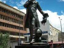 Monumento a Francisco José de Caldas