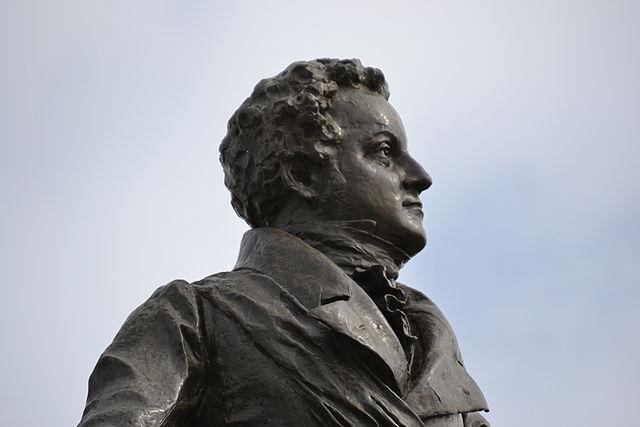 Monumento a Olmedo en Guayaquil