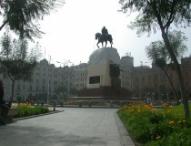 Monumento a San Martín de Lima