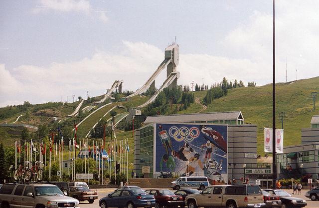 Parque Olímpico de Calgary
