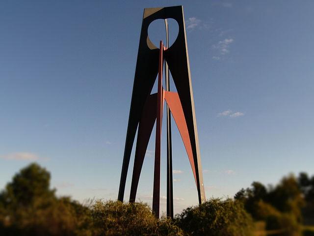 Parque de las Estatuas de Dinaújváros