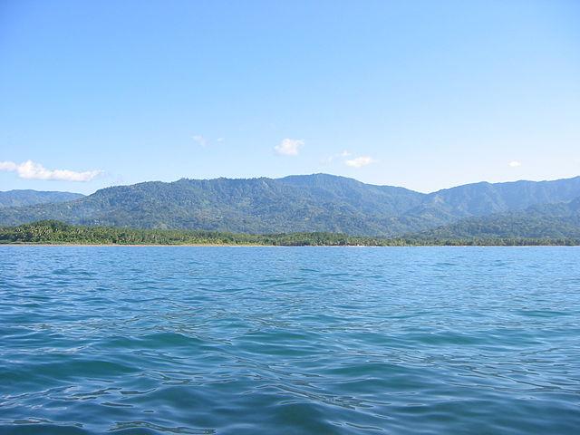 Parque Nacional Marino Ballena en Costa Rica