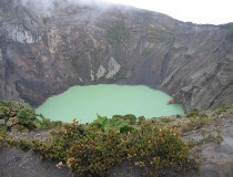 Parque Nacional Volcán Irazú