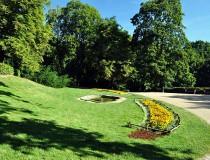 Parque Spilberk en Brno