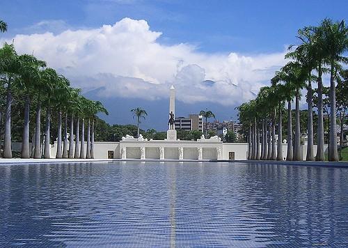 Paseo de los Próceres de Caracas