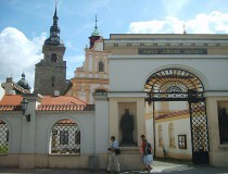 Iglesia y Monasterio Franciscano de Pilsen