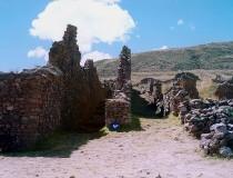 Complejo Arqueológico de Piquillacta en Cuzco