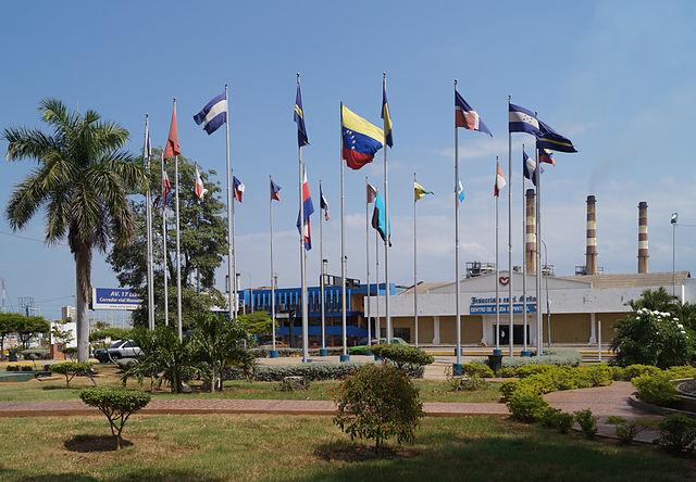 Plaza de las Banderas de Maracaibo