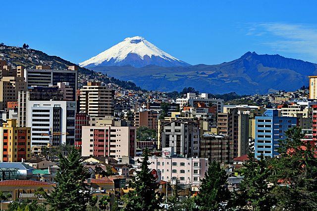 Plaza Chica de Quito