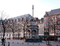 Plaza del Mercado de Lieja