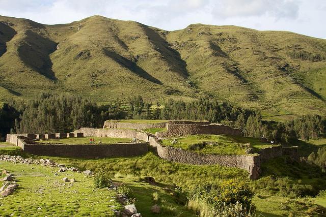 Puca Pucara en Cuzco