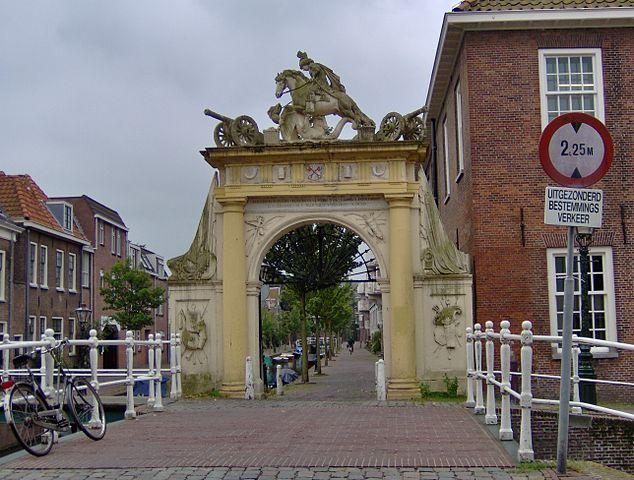 Puerta de Leiden