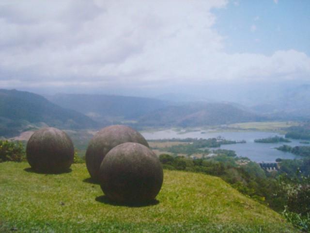 Río Térraba en Costa Rica