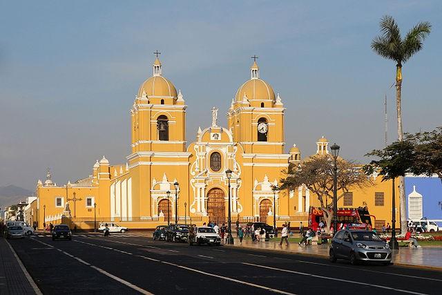 Iglesia de San Lorenzo de Trujillo
