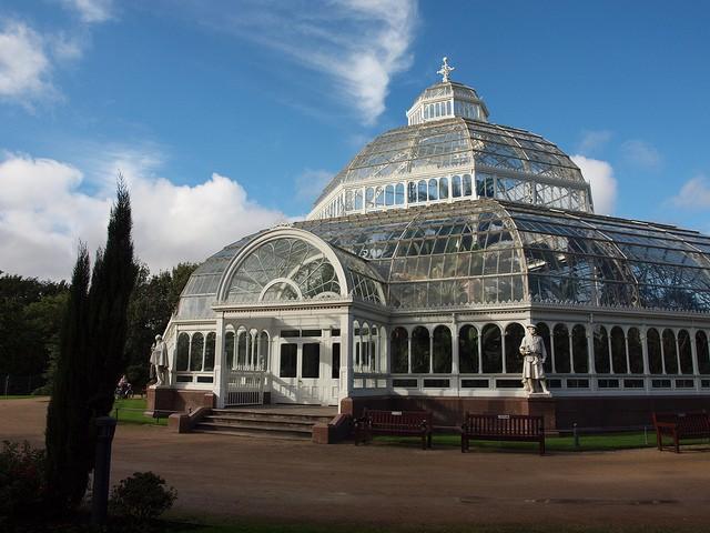 Parque Sefton en Liverpool