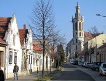 Fuente de la Fe en Sopron