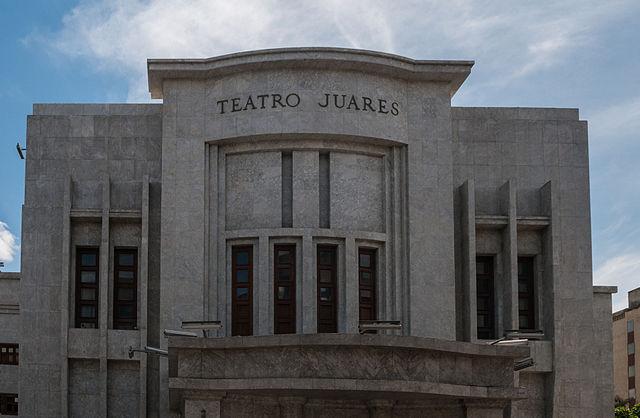 Teatro Juares en Barquisimeto
