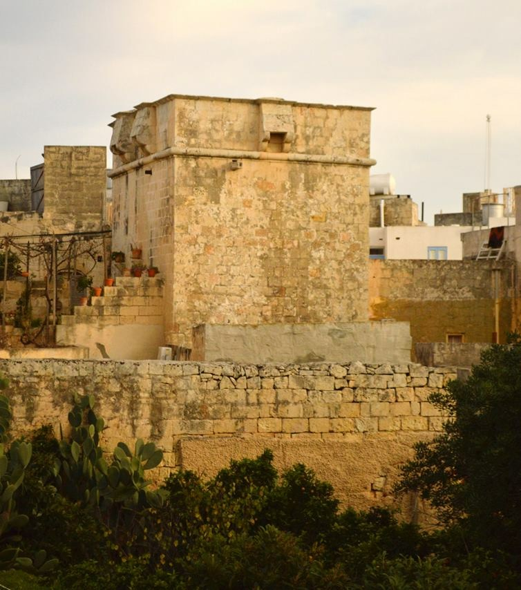 Torre Birkirkara en Malta
