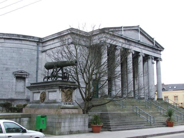 Pikerman, monumento en Tralee