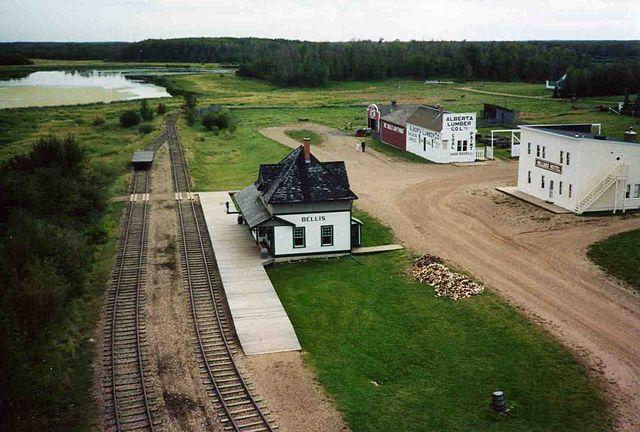 Museo Villa Ucraniana de Edmonton