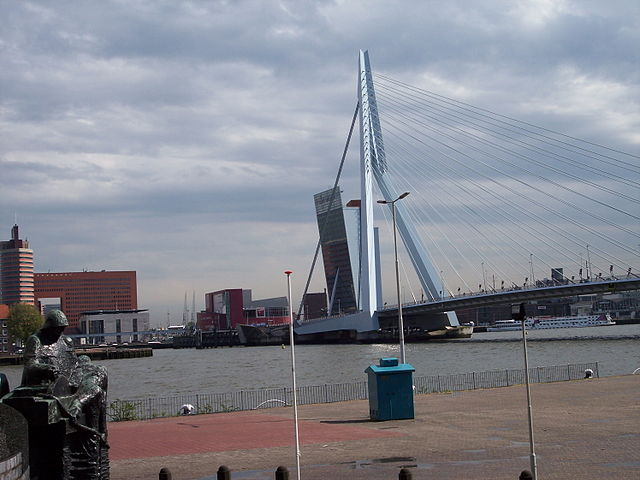 Westerkade en Rotterdam