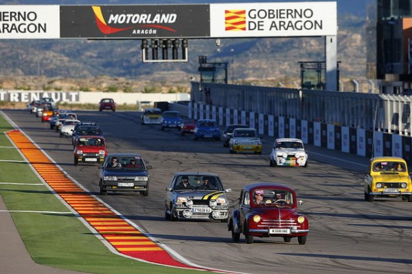 Circuito MotorLand en