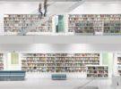 La innovadora Biblioteca de Stuttgart