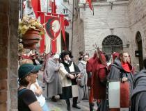 Las fiestas de Calendimaggio, cuando Asís regresa al renacimiento