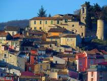 Campobasso, la capital de la región de Molise