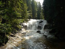 Cascada Mumlavský en República Checa