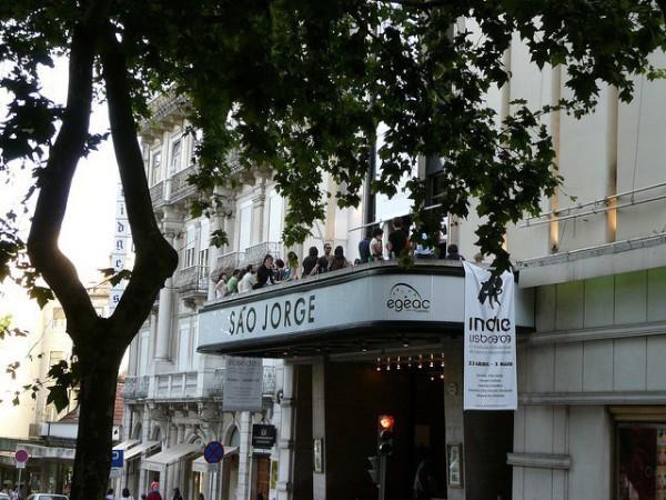 El Cine de San Jorge es uno de los espacios principales de Indie Lisboa