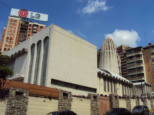 Sinagoga Tiféret Israel en Caracas