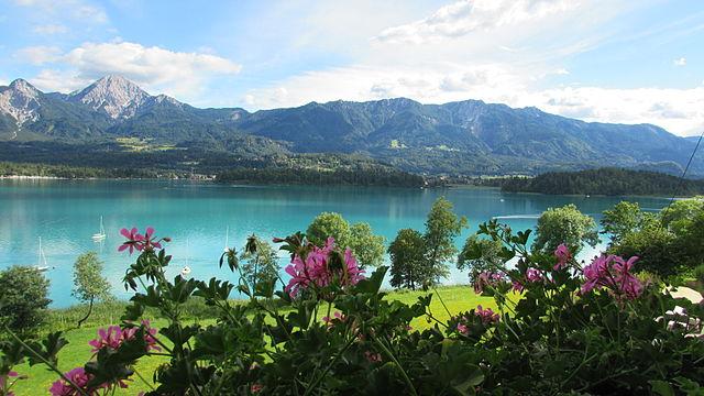Lago Faak en Austria