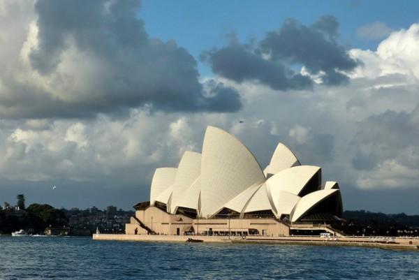 La Ópera de Sidney es el edificio más famoso de todo Australia