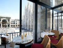 Da Giacomo, uno de los restaurantes más populares de Milán