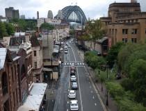 The Rocks, el barrio portuario e histórico de Sidney