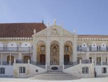 La Universidad de Coimbra, Patrimonio de la Humanidad