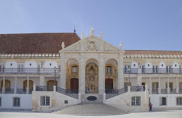 La Universidad de Coimbra es Patrimonio de la Humanidad desde 2003