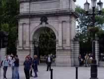Monumento Arco Fusileros