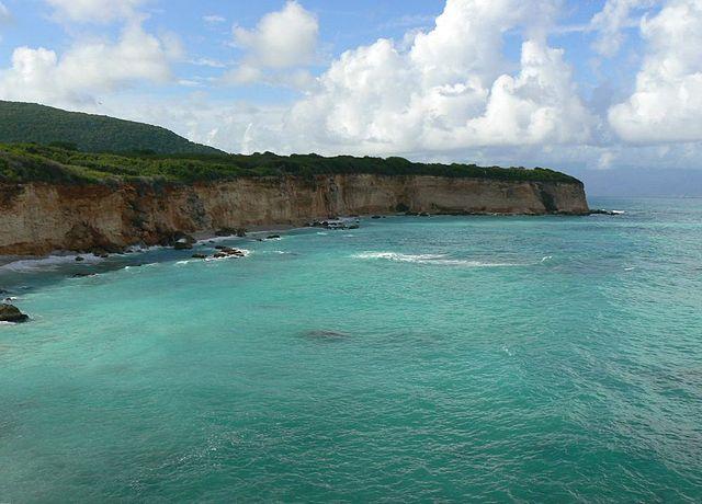 Laguna Rincón en República Dominicana
