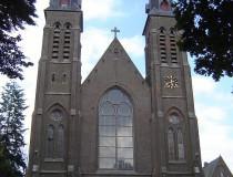 Basílica de Oostakker en Bélgica