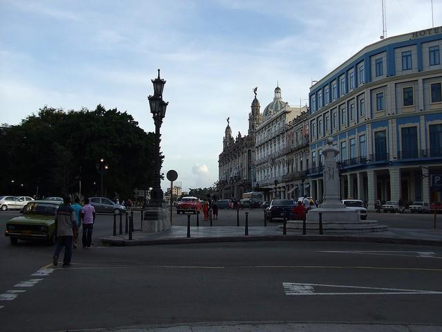 Casa de Alejo Carpentier en La Habana