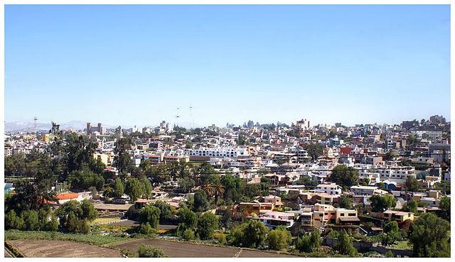 Casa Ricketts en Arequipa